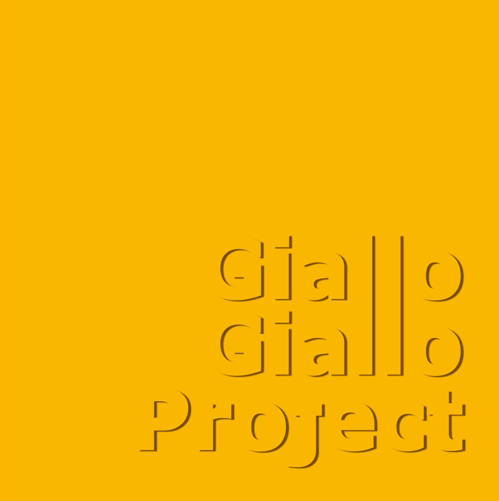 Giallo Giallo Project